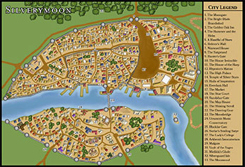 ... maps for the Forgotten Realms campaign setting. This product includes