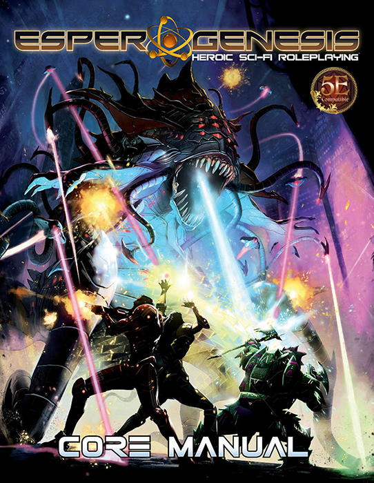 15 Best sci fi-themed tabletop RPGs as of 2019 - Slant